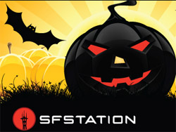 SF Station Halloween